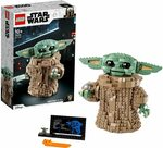 LEGO Star Wars The Child 75318 Baby Yoda Build-and-Display Model $99 Delivered (RRP $119) @ Amazon AU