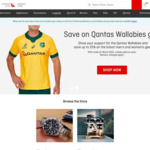 10% off Digital Gift Cards (Pay with Points) @ Qantas Rewards Store