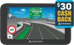 """Navman Cruise650MMT 6"""" GPS $179 + $30 Cashback via Navman @ The Good Guys"""
