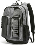 Puma Deck II Backpack $5 (Was $54.99) @ Rebel Sport