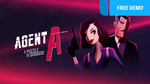 [Switch] Agent A: A puzzle in disguise $1.24 (was $24.99)/Death and Taxes $10.72 (was $19.50) - Nintendo eShop