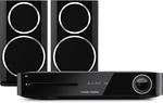 Harman Kardon BDS 280 Receiver & Wharfedale Diamond 121 Speakers Hi-Fi Stereo System $899 Delivered @ Digital Cinema