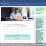 'Get Started with Nonviolent Communication (NVC)' 30-Day Course - Free