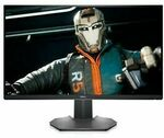 "Dell 27"" QHD 144hz (165hz on DP) IPS Gaming Monitor S2721DGF $498.40 ($485.94 with eBay Plus) Delivered @ Dell eBay"