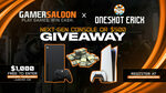 Win $500US or a Next Gen Console from GamerSaloon x One Shot Erick and VastGG