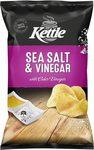 Kettle Chips: Salt & Vinegar, Plain or Chilli 12x175g $27.84 Delivered @ Amazon AU