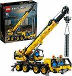 LEGO Technic Mobile Crane 42108 Building Kit $119 Delivered @ Amazon AU