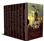 [eBook] Free - Sword & Magic: Eight Fantasy Novels/Shadow Magic: 6 strong heroines of urban fantasy - Amazon AU/US