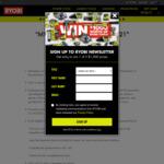 Win 1 of 5 $1,000 Ryobi Tool Packs from Ryobi
