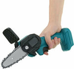 """4"""" 800W Handheld Electric Chainsaw (Requires Makita 18V Battery) US$19.99 (~A$25.91) AU Stock Delivered @ Banggood"""
