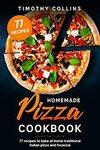 [eBook] Free - Homemade Pizza Cookbook/Mediterranean Diet Cookbook/Muffins & Bread/Texas & Tennessee - Amazon AU/US