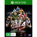 [XB1, Pre Owned] Rugby League Live 4 World Cup Edition $47 C&C @ EB Games