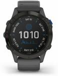 Garmin Fenix 6 Pro Solar GPS Watch - Black/Slate Grey $748 + Delivery ($0 C&C/ in-Store) @ Harvey Norman/ Amazon AU Delivered