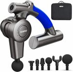 RENPHO R4 Muscle Massage Gun with Adjustable Arm $99.89 Delivered ($50.10 off) @ Renpho Wellness AU Amazon AU