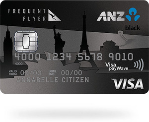 ANZ Frequent Flyer Black Credit Card: 120,000 Bonus Qantas Points & $200 Back with $3,000 Spend in 3 Months ($425 Annual Fee)