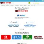 [Switch, PS4] Bustafellows $65, Cris Tales $52, Blasphemous $51, Spiritfarer $47, Witch Spring 3 $54 + $4.50 Post @ GD Games