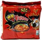 Samyang Spicy Chicken Ramen 2x (Hot & Spicy) - $1.69 (Was $8.49) + $10 Delivery @ Happy Mart
