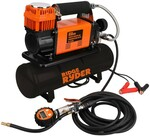 Ridge Ryder 4x4 Camping Air Compressor 6L Tank $249 (Club Members Only, RRP $449) + Delivery ($0 C&C) @ BCF