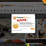 CamerasDirect $25 off When You Spend $120 or More (Ex Delivery)