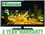 """39"""" Hisense FULL HD LED TV - $298.00"""