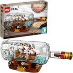 LEGO 92177 Ideas Ship in a Bottle