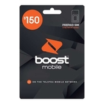 Boost Mobile $150 Pre-Paid Sim Starter Kit