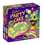 Cadbury Freddo Ice Cream Party Cake