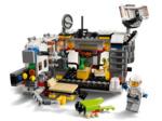 LEGO 31107 Creator Space Rover Explorer