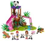 LEGO 41422 Friends Panda Jungle Tree House