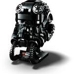LEGO 75274 TIE Fighter Pilot Helmet