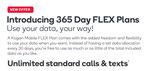 Kogan Mobile 365 Day Flex Plan